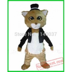 The Cat Returns Hot Cartoon Character Gentleman Cat Mascot Costume