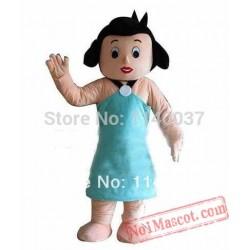 Betty Mascot Costume