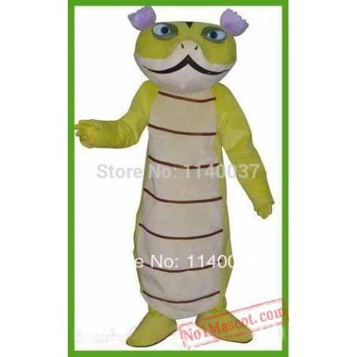 Snake Mascot Costume