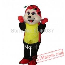 Ladybug Ladybird Mascot Costume