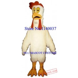Anime Cosplay Costume White Chicken Mascot Turkey Costume