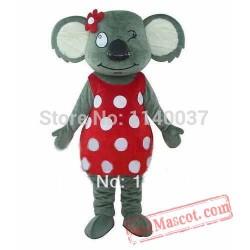 Koala Mascot Costume