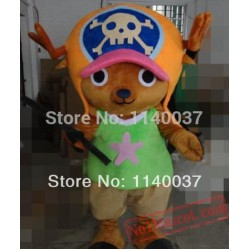 Chopper Mascot Costume