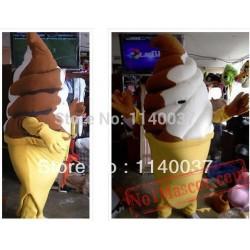 Ice Cream Sundae Mascot Costume