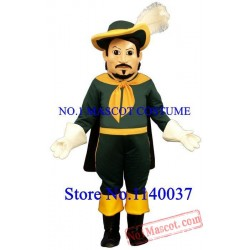 Anime Cosplay Costumes New Cavalier Mascot Costume