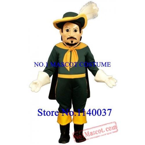 Anime Cosplay Costumes New Cavalier Mascot Costume