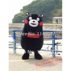 Cute Japan Bear Mascot Costume