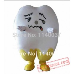 Decayed Tooth Painful Tooth Bad Tooth Mascot Costume