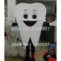 Tooth Teeth Mascot Costume
