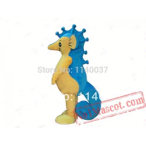 Sea Horse Mascot Costume