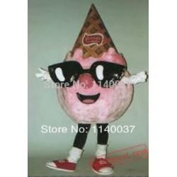 Icecream Mascot Costume
