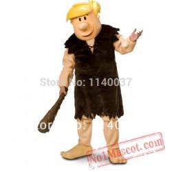 Man Mascot Costume